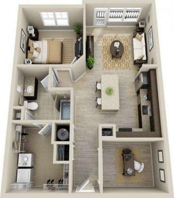 planos-de-casas-modernas-de-3-dormitorios-31