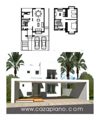 planos-de-casas-modernas-de-dos-plantas-52