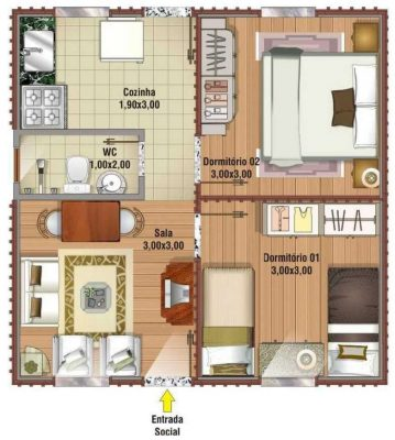planos-de-casas-modernas-de-dos-plantas-70