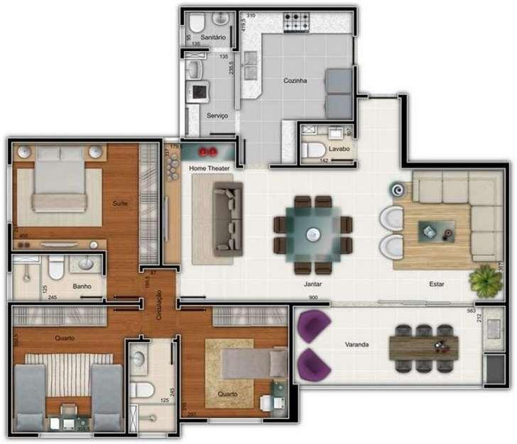 Planos de casas modernas de dos plantas planos y for Casa de dos plantas wifi