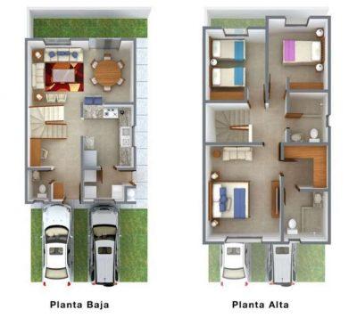planos-de-casas-pequenas-de-dos-plantas-1