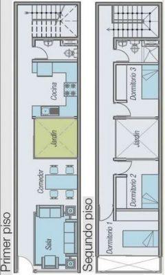 planos-de-casas-pequenas-de-dos-plantas-12
