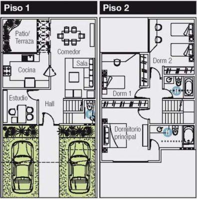 planos-de-casas-pequenas-de-dos-plantas-21