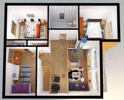 planos-de-casas-pequenas-de-un-piso-50