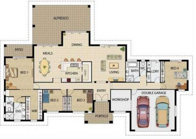 planos-de-casas-pequenas-de-un-piso-55