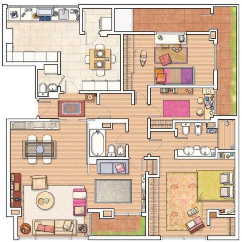 Planos de casas peque as de un piso planos y fachadas todo para el dise o de tu casa planos - Planos para casa ...
