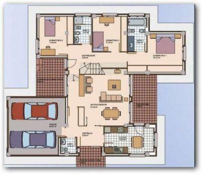 planos-de-casas-pequenas-de-un-piso-88