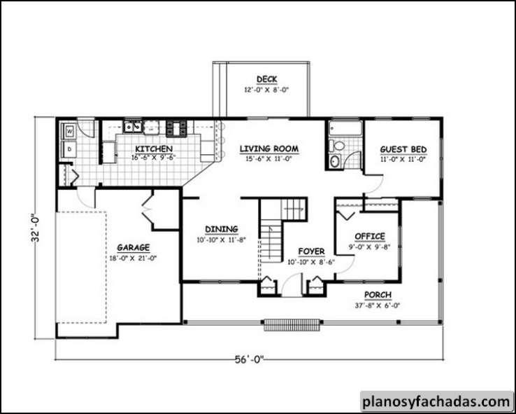 Plano De Casa 1710 Con Tales Propiedades Encantadoras C - Planos-de-casas-en-l
