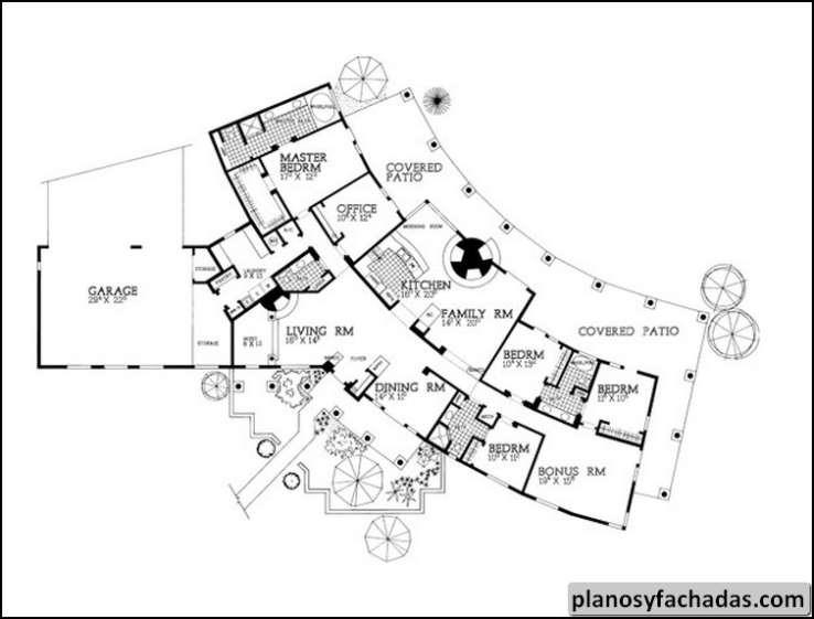 Plano De Casa 2829 Un Chato Online Sigue La Tradici N D