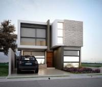 12 Fachadas de casas minimalistas