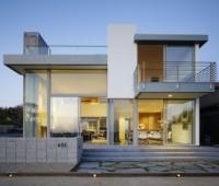 24 Fotos de fachadas de casas modernas