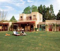 26 fachadas de casas de campo